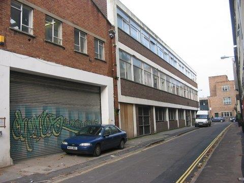 Land Market, Success Story, Charles Street Before Development, inner city commercial property