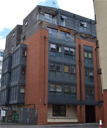 Land Market Case Study, Success Story, Charles Street After Development, inner city appartment block